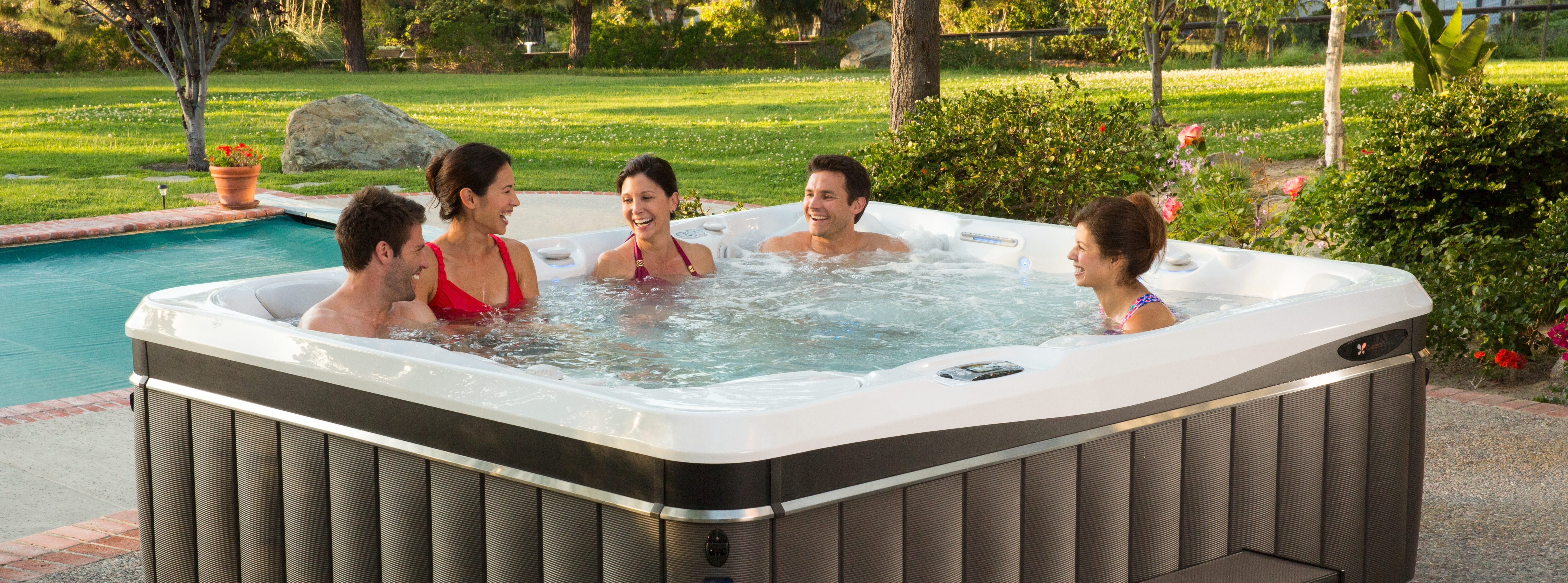 Friends Love to Visit Your Hot Tub