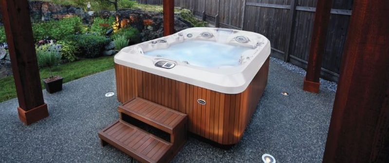 Basic Hot Tub Anatomy - Jacuzzi