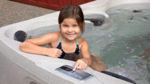 installing a hot tub indoors
