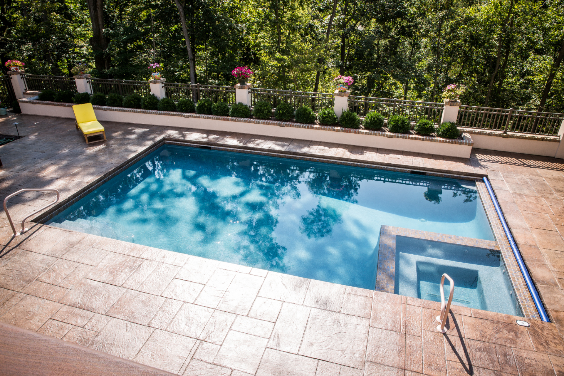 Prepping your backyard for a pool & hot tub